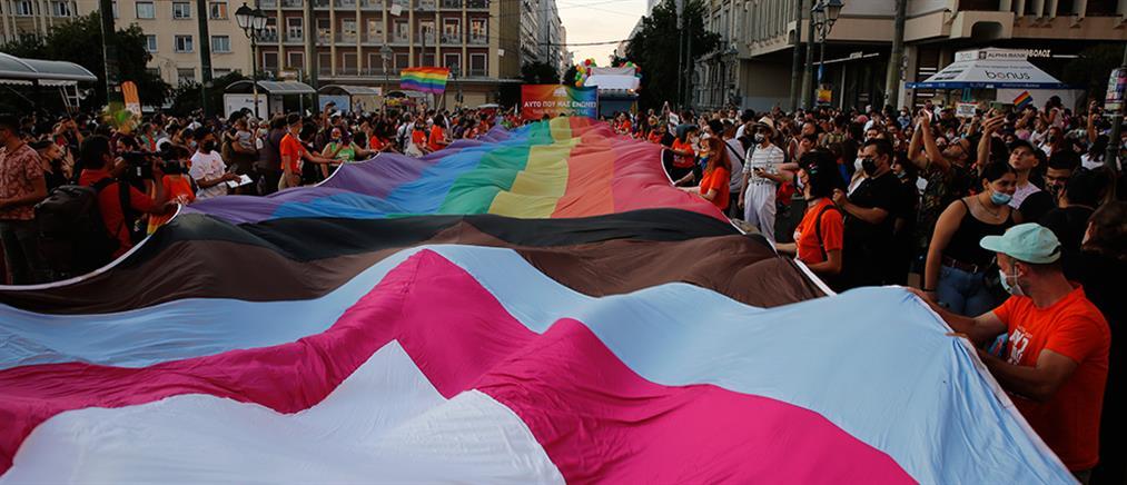 Athens Pride: Έκλεισε η Σταδίου