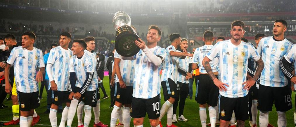 Μέσι: τα ρεκόρ με την Εθνική Αργεντινής