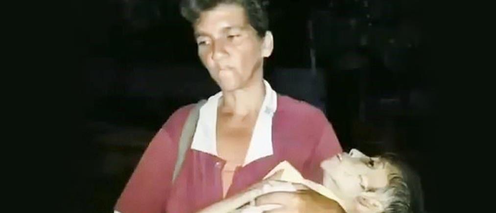 Βενεζουέλα: 19χρονη ξεψύχησε στα χέρια της μητέρας της λόγω του μπλακ άουτ (βίντεο)