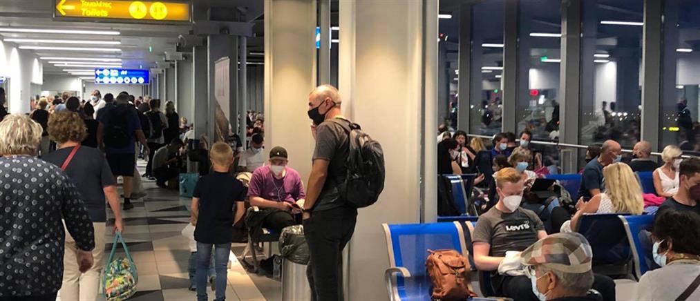 Ηράκλειο – κορονοϊός: Πήγε στο αεροδρόμιο για να ταξιδέψει με θετικό τεστ!