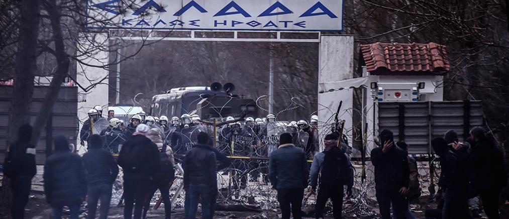 Παναγιωτόπουλος: δημιουργούμε τείχος αποτροπής παντού