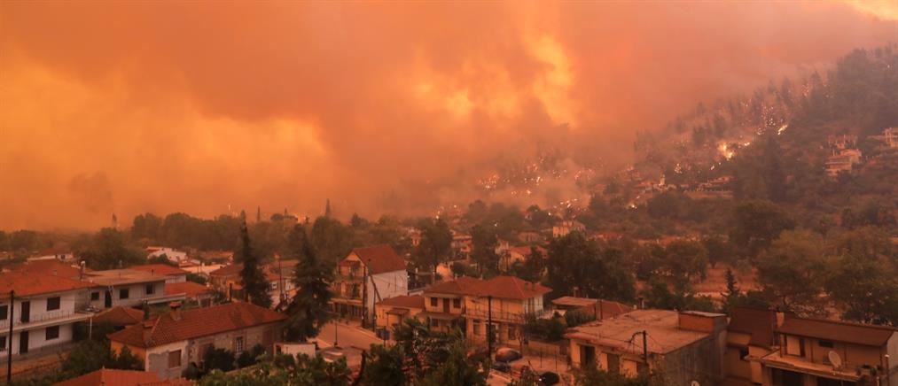 Φυσικές καταστροφές: χρηματοδότηση σε πληγέντες δήμους