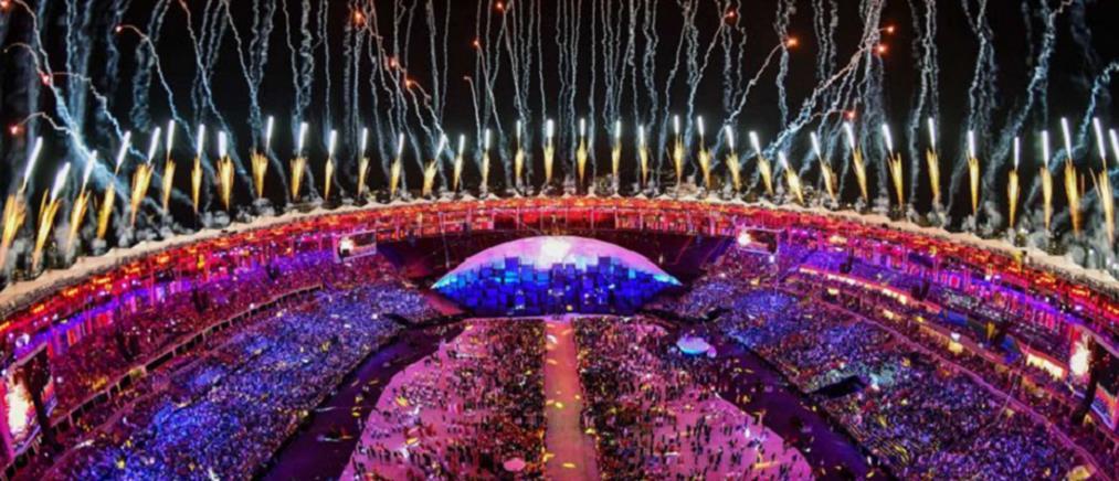 Εντυπωσιακή η τελετή έναρξης των Παραολυμπιακών Αγώνων