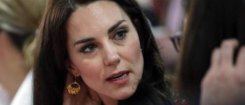 ''Εξαντλημένη'' μετά το Megxit η Κέιτ Μίντλετον