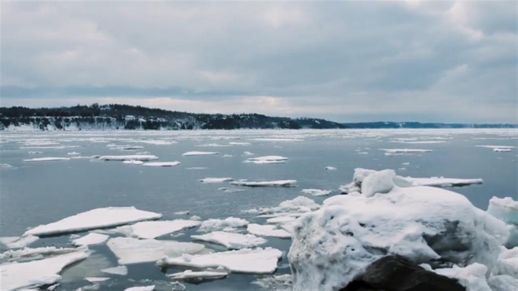 Η Γροιλανδία χάνει πάγους επτά φορές πιο γρήγορα από το '90