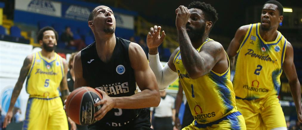 FIBA Europe Cup: Πρώτη νίκη για το Περιστέρι