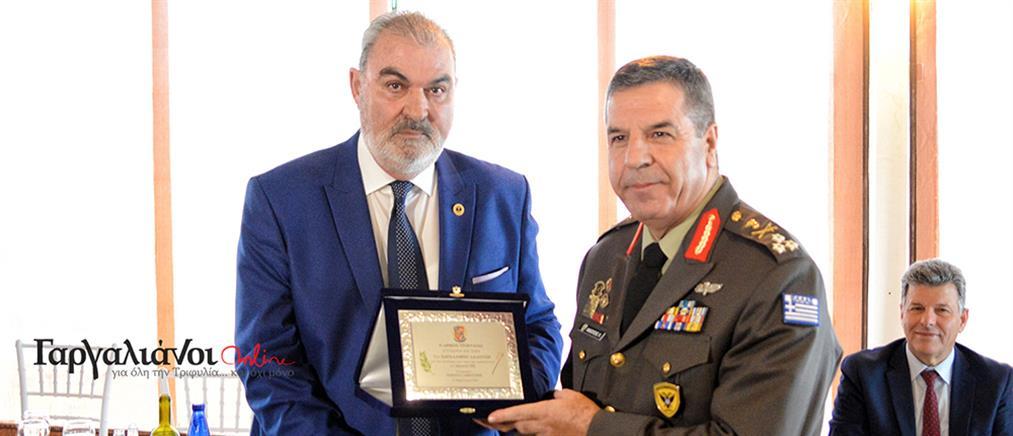 Αρχηγός ΓΕΣ: μη φοβάστε τίποτα, ο στρατός θα αντιμετωπίσει κάθε απειλή