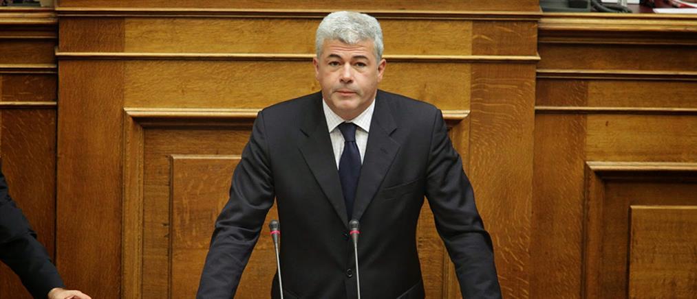 Αποχώρησε από τη ΝΔ ο Γιάννης Καράμπελας