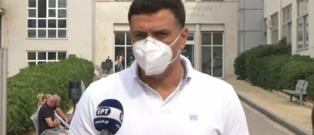 Φωτιές: Ο Κικίλιας στο ΚΑΤ  - Ενημερώθηκε για τους τραυματίες