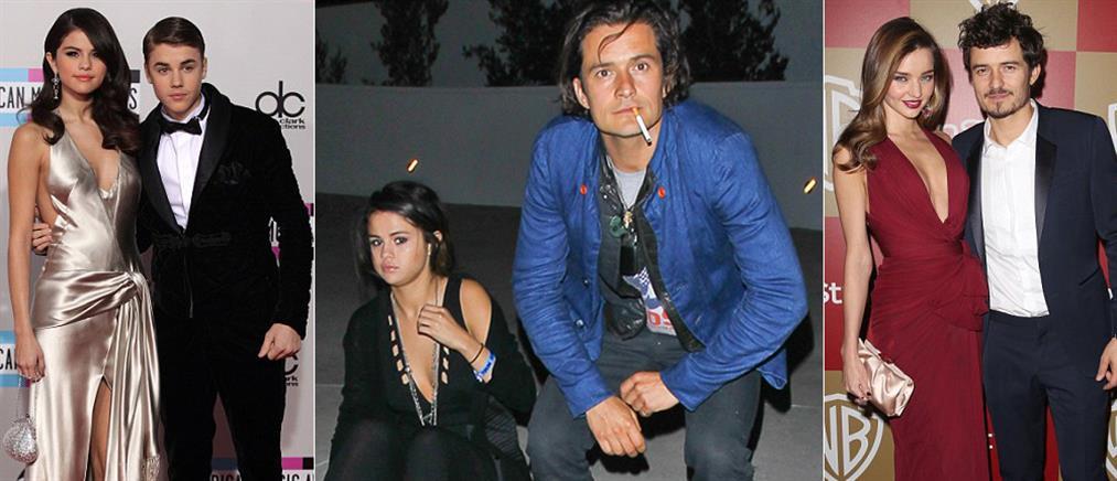 Τι συμβαίνει με την Selena Gomez και τον Orlando Bloom;