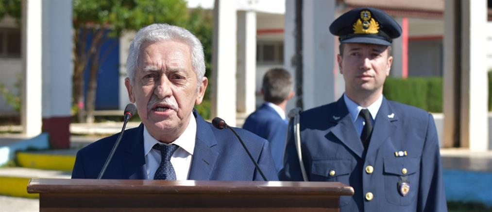 ΑΝΥΕΘΑ: διαστρεβλώθηκαν οι δηλώσεις Κουβέλη