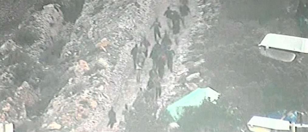 Εισβολή εκατοντάδων μεταναστών στα σύνορα Μαρόκου-Ισπανίας