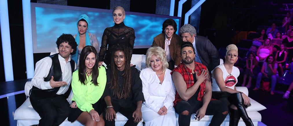 """Your Face Sounds Familiar"": εντυπωσιακές εμφανίσεις πριν τον μεγάλο τελικό"