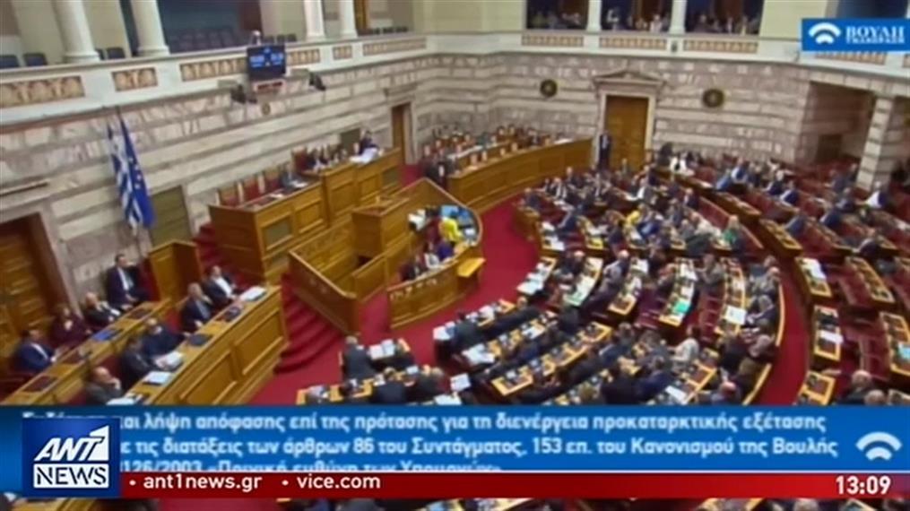 Εισηγήσεις για εκλογές στις 30 Ιουνίου φέρεται να δέχεται ο Πρωθυπουργός
