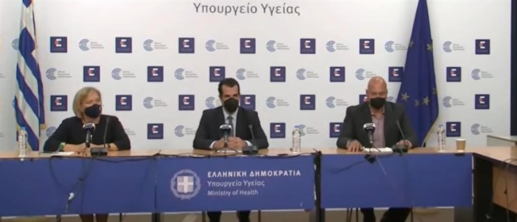 Κορονοϊός - Εμβολιασμένοι: η ανακοίνωση για τα νέα μέτρα (βίντεο)