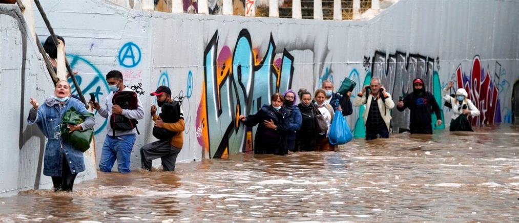 """""""Μπάλλος"""" - Λαγουβάρδος στον ΑΝΤ1: Προειδοποίηση για ισχυρές βροχές (βίντεο)"""