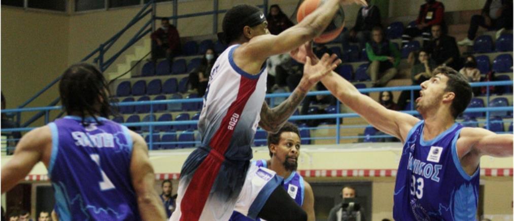 "Basket League: Το Μεσολόγγι έκανε το ""3-0"""