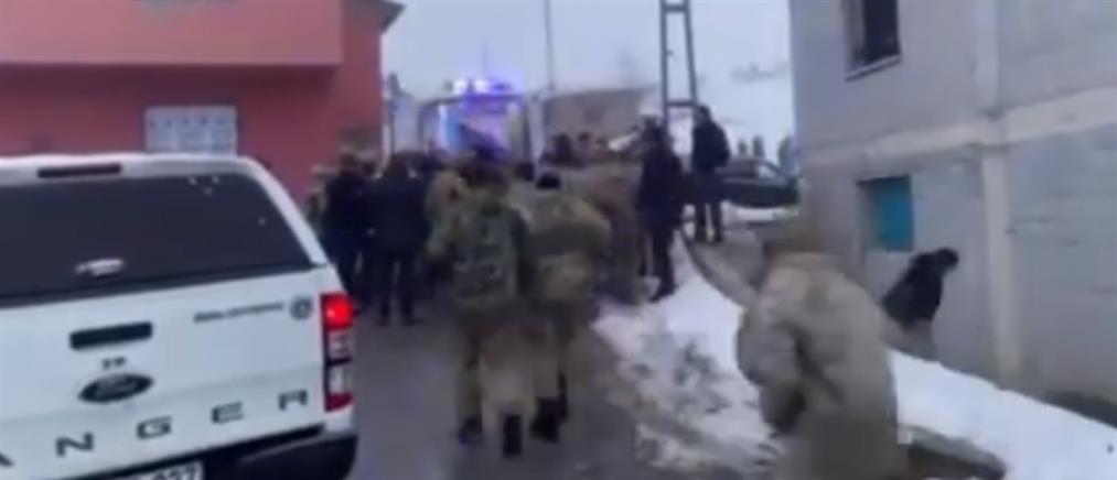 Τουρκία: Πολύνεκρη συντριβή στρατιωτικού ελικοπτέρου
