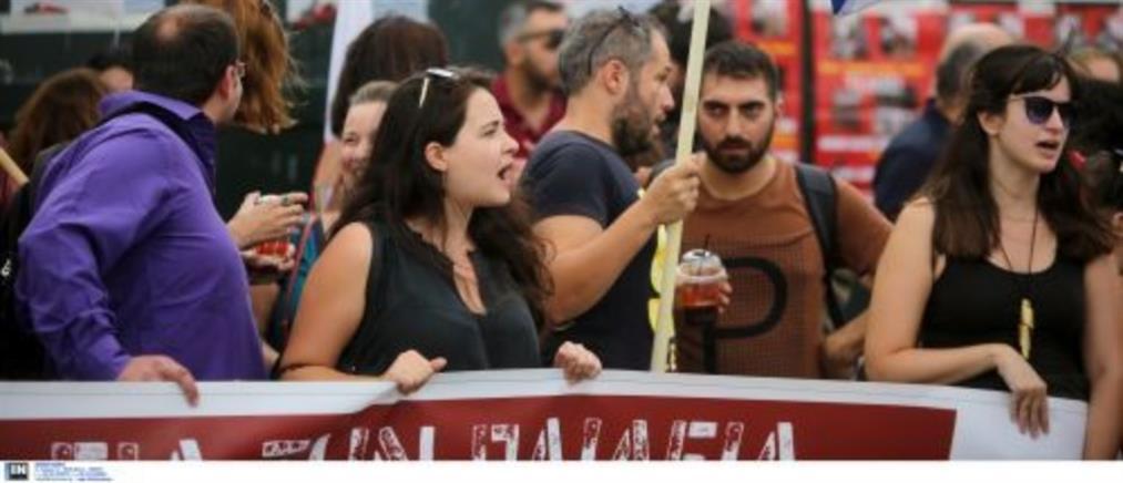Στους δρόμους οι φοιτητές σε Αθήνα και Θεσσαλονίκη