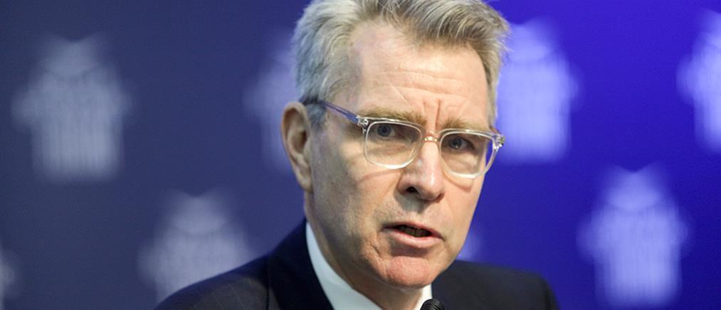 Πάιατ: υπάρχει αμερικανικό ενδιαφέρον για επενδύσεις στην Ελλάδα
