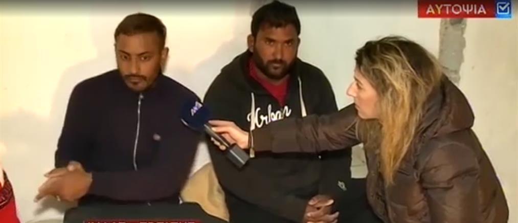 Μαρτυρίες αλλοδαπών στον ΑΝΤ1 για τον εργοδότη που πυροβόλησε εργάτη (βίντεο)