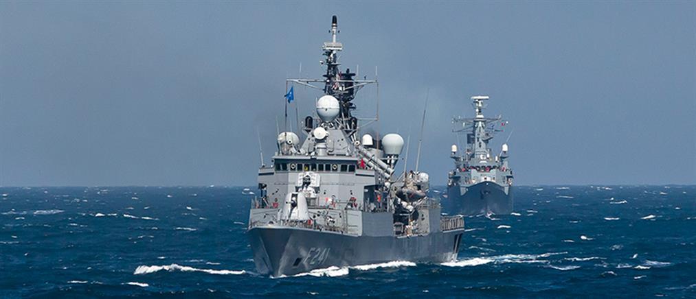 Παναγιωτόπουλος - Έσπερ: Οι διεθνείς κανόνες πρέπει να τηρούνται στην Ανατολική Μεσόγειο