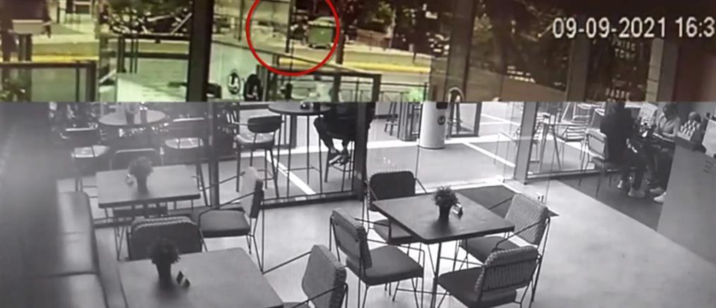 Πυροβολισμοί στην Αλεξάνδρας: Βίντεο - ντοκουμέντο από την επίθεση