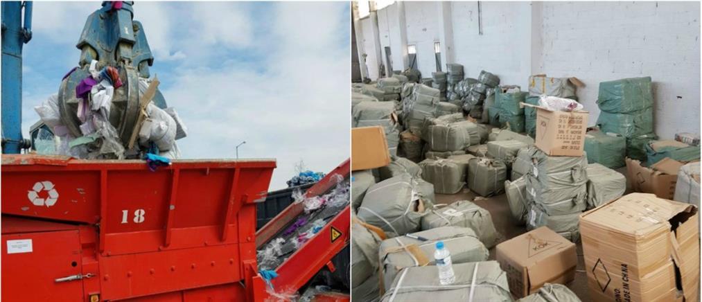 """Πάνω από 130000 προϊόντα """"μαϊμού"""" κατέστρεψε το ΣΔΟΕ (φωτο)"""