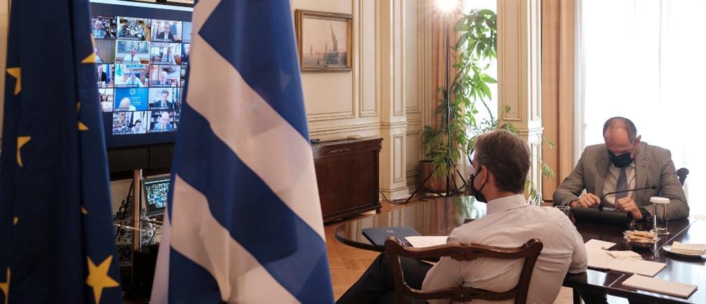 Μητσοτάκης: Αναστολή για κατασχέσεις και πλειστηριασμούς πρώτης κατοικίας με ρύθμιση χρέους