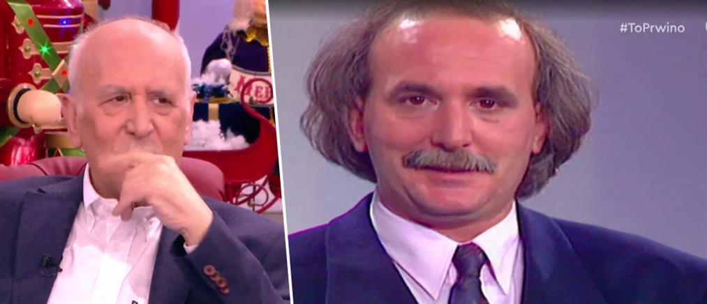 """Ο Γιώργος Παπαδάκης... ανοίγεται και αποκαλύπτεται στο """"Πρωινό"""" (βίντεο)"""