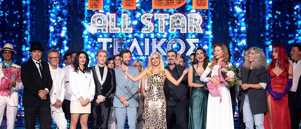 """Your Face Sounds Familiar"": όλα όσα έγιναν στον All Star τελικό (εικόνες)"