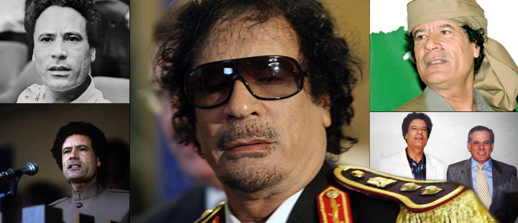 Πλαστικές επεμβάσεις χωρίς ολική αναισθησία έκανε ο Καντάφι