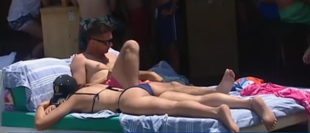 """""""Ρετούς"""" πριν και μετά την παραλία για άνδρες και γυναίκες (βίντεο)"""