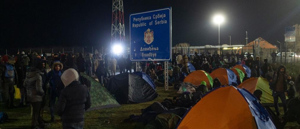Βούτσιτς: Η Σερβία δε θα γίνει πάρκινγκ για μετανάστες