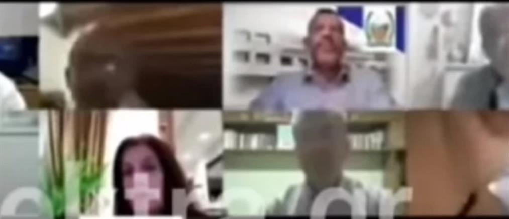 Κόρινθος: Δημοτικός Σύμβουλος με τα εσώρουχα σε τηλεδιάσκεψη (βίντεο)
