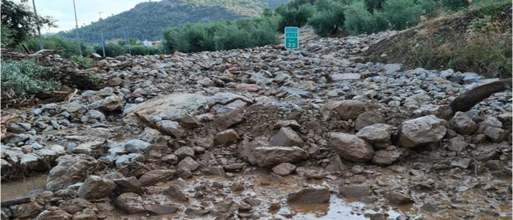 """Ισπανία: Καταιγίδα """"έπνιξε"""" την Καταλονία (εικόνες)"""