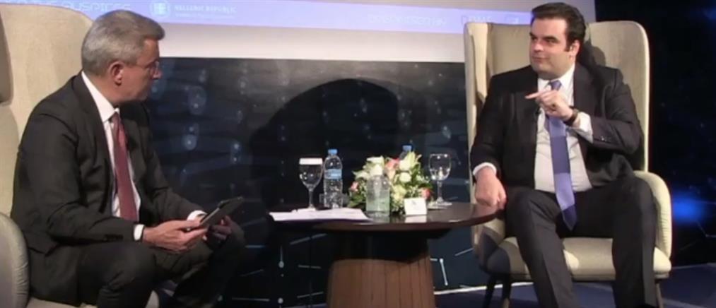 Πιερρακάκης: Πότε έρχονται οι ψηφιακές συντάξεις και το άυλο συναινετικό διαζύγιο (βίντεο)