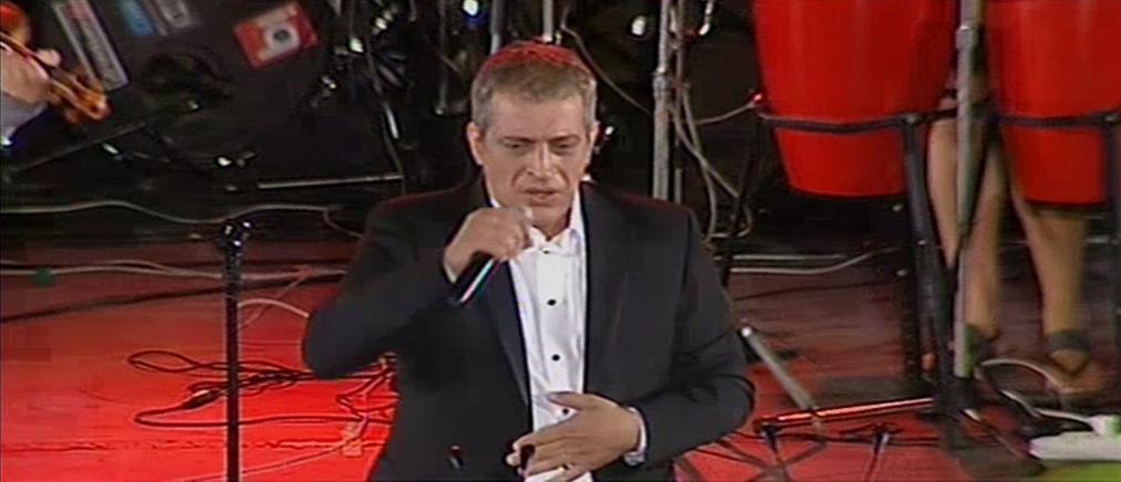 """""""Μάγεψε"""" το κοινό ο Θέμης Αδαμαντίδης στον Πειραιά (βίντεο)"""