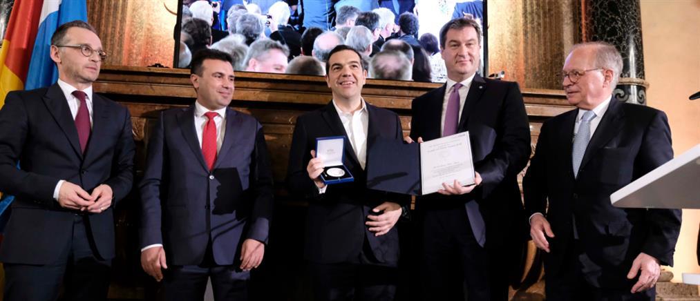 Τσίπρας: Βάλαμε τις βάσεις για ένα νέο μέλλον στα Βαλκάνια