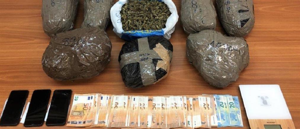 Μπαράζ συλλήψεων στην Αττική για ναρκωτικά