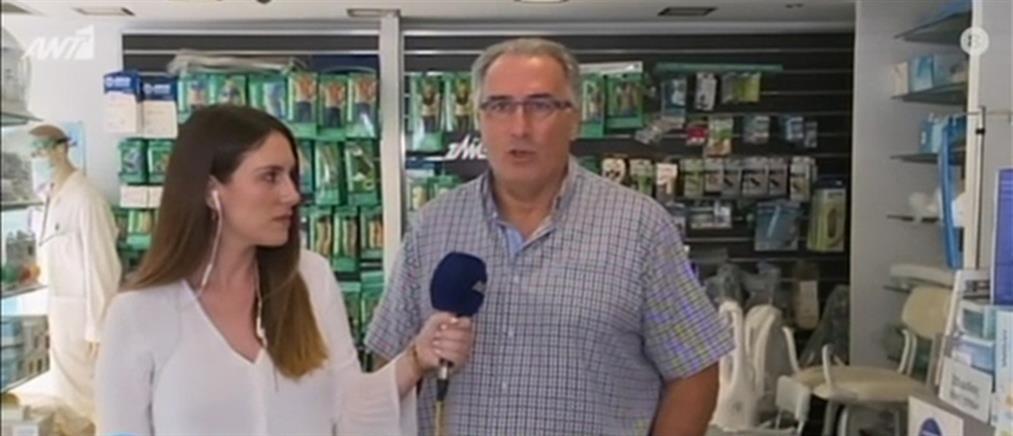 Απάτη σε βάρος επιχειρηματία με πρόφαση δωρεά στο Άγιον Όρος (βίντεο)