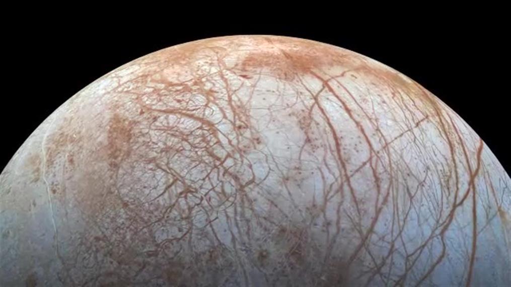 Πλανήτης Ευρώπη: Η NASA εντόπισε υδρατμούς στην ατμόσφαιρά της