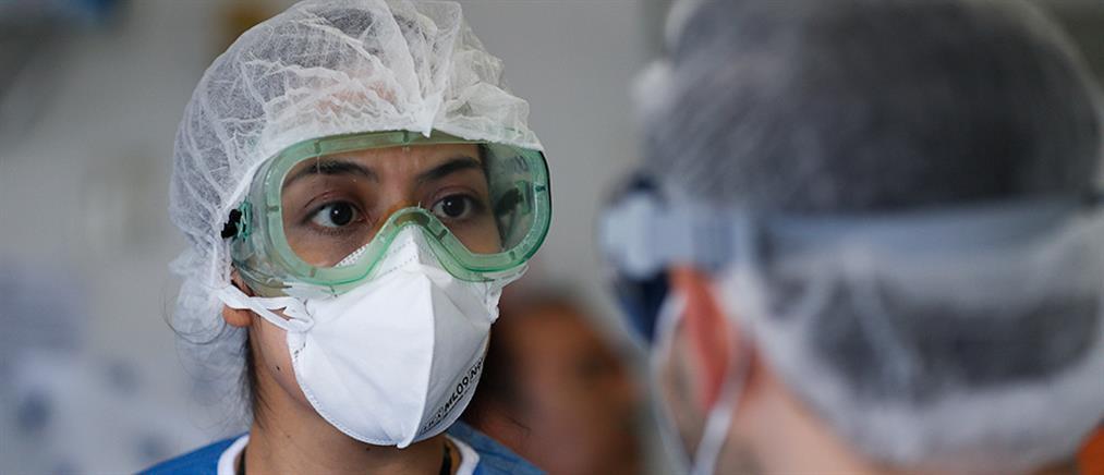 Κορονοϊός: Πλησιάζουν τα 12 εκατομμύρια τα κρούσματα παγκοσμίως