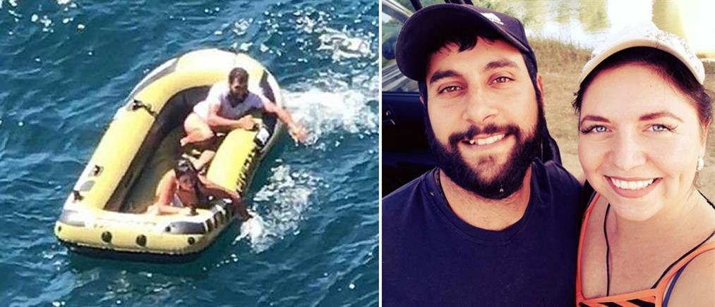 Έλληνας έσωσε ζευγάρι ναυαγών στη Μαύρη Θάλασσα (εικόνες)