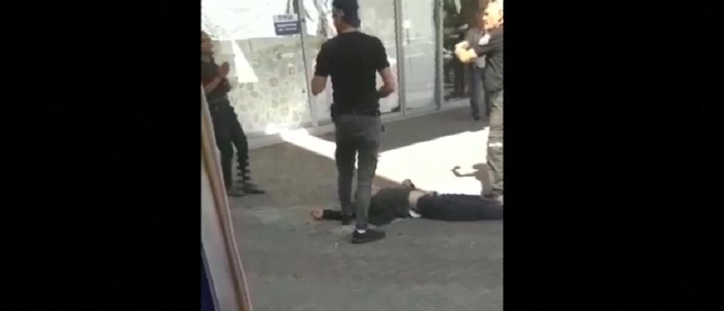 Φονική επίθεση σε Ισραηλινό σε εμπορικό κέντρο της Δυτικής Όχθης (εικόνες)