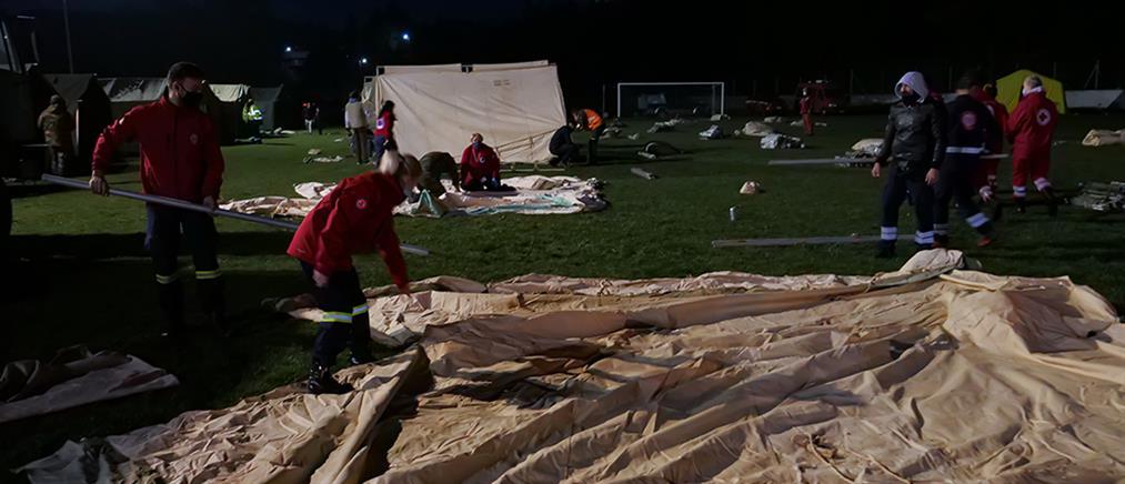 Σεισμός στην Ελασσόνα: ψυχολογική υποστήριξη στους σεισμόπληκτους
