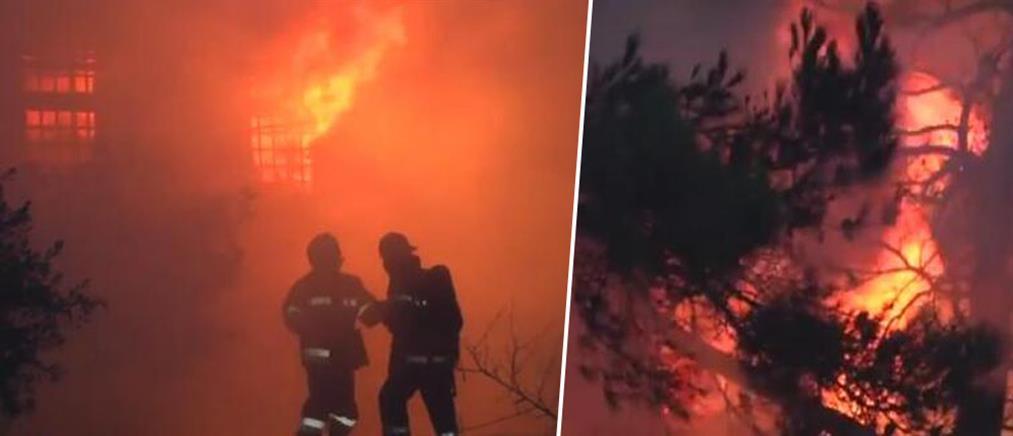 Φονική πυρκαγιά σε κλινική στο Μπακού