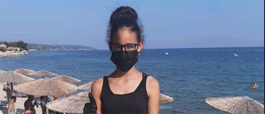 Χαλκιδική: 12χρονη έσωσε λουόμενο από πνιγμό