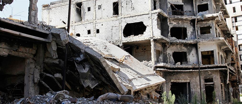 Στόχος αεροπορικών επιδρομών φορτηγά με ανθρωπιστική βοήθεια στο Χαλέπι