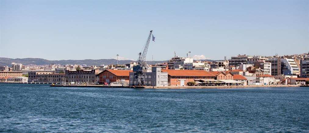 Εργατικό δυστύχημα στο λιμάνι της Θεσσαλονίκης